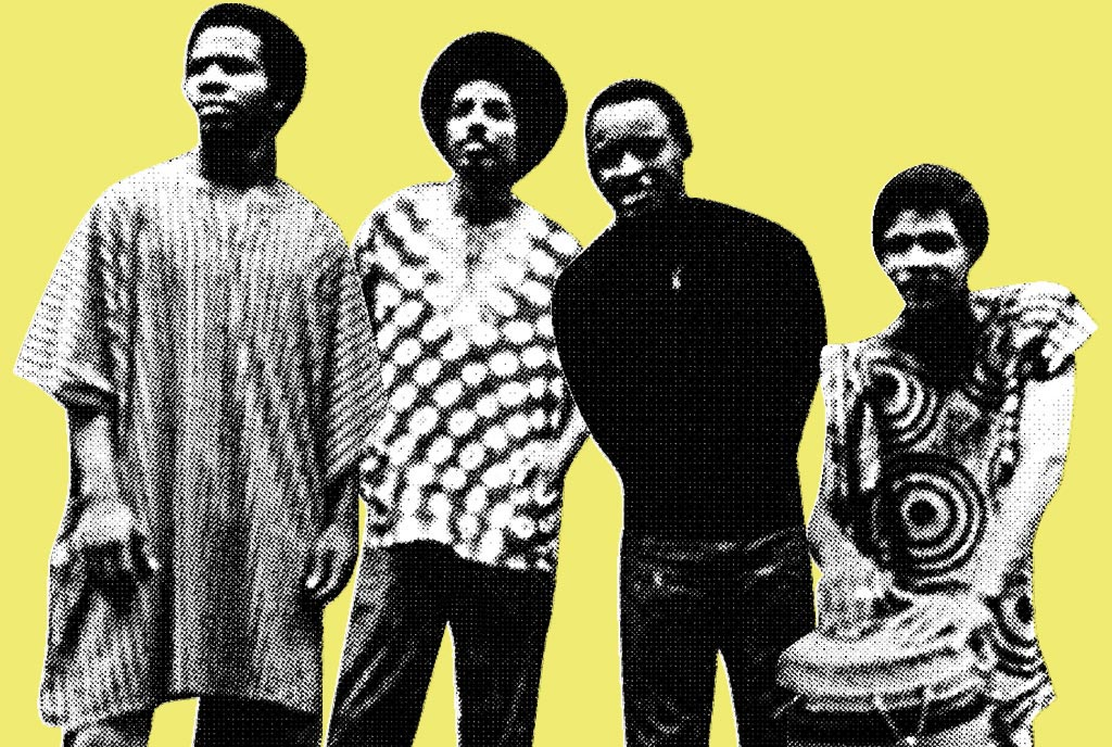 The Last Poets - The Prime Time Rhyme Of The Last Poets - Best Of Volume 2
