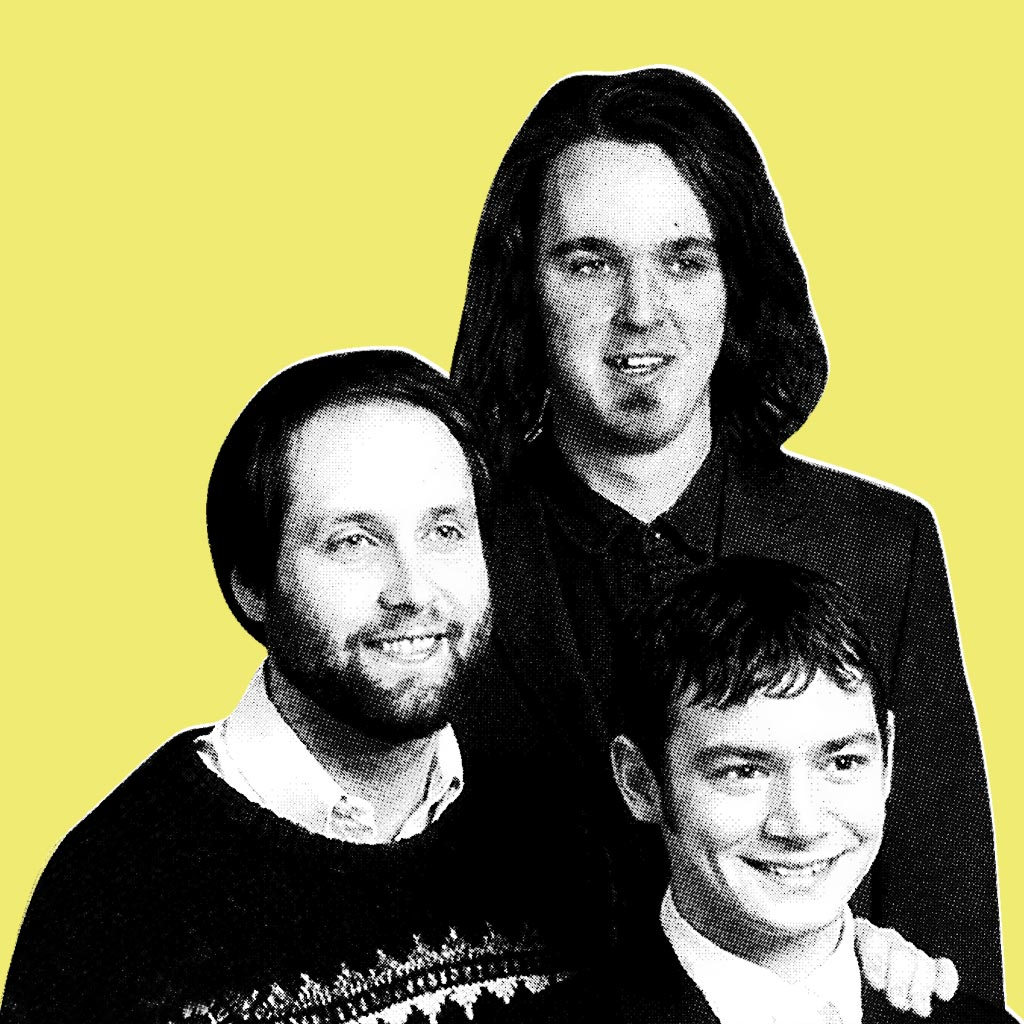 Built To Spill Light In The Attic Records