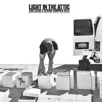 Light In The Attic Zine Issue 5 (Winter/Spring 2013)