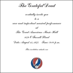 One From The Vault: Live at the Great American Music Hall, San Francisco 8/13/75