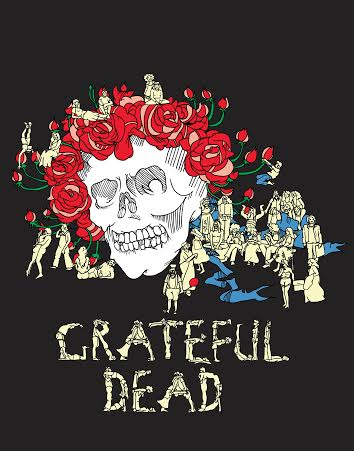 Rotter And Friends - Grateful Dead tee