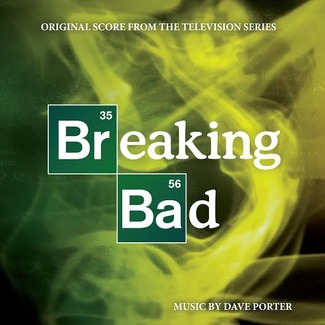 BREAKING BAD ORIGINAL SCORE VOL. 1 DOUBLE LP