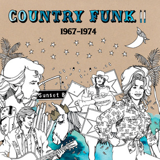 Country Funk Volume II 1967 - 1974
