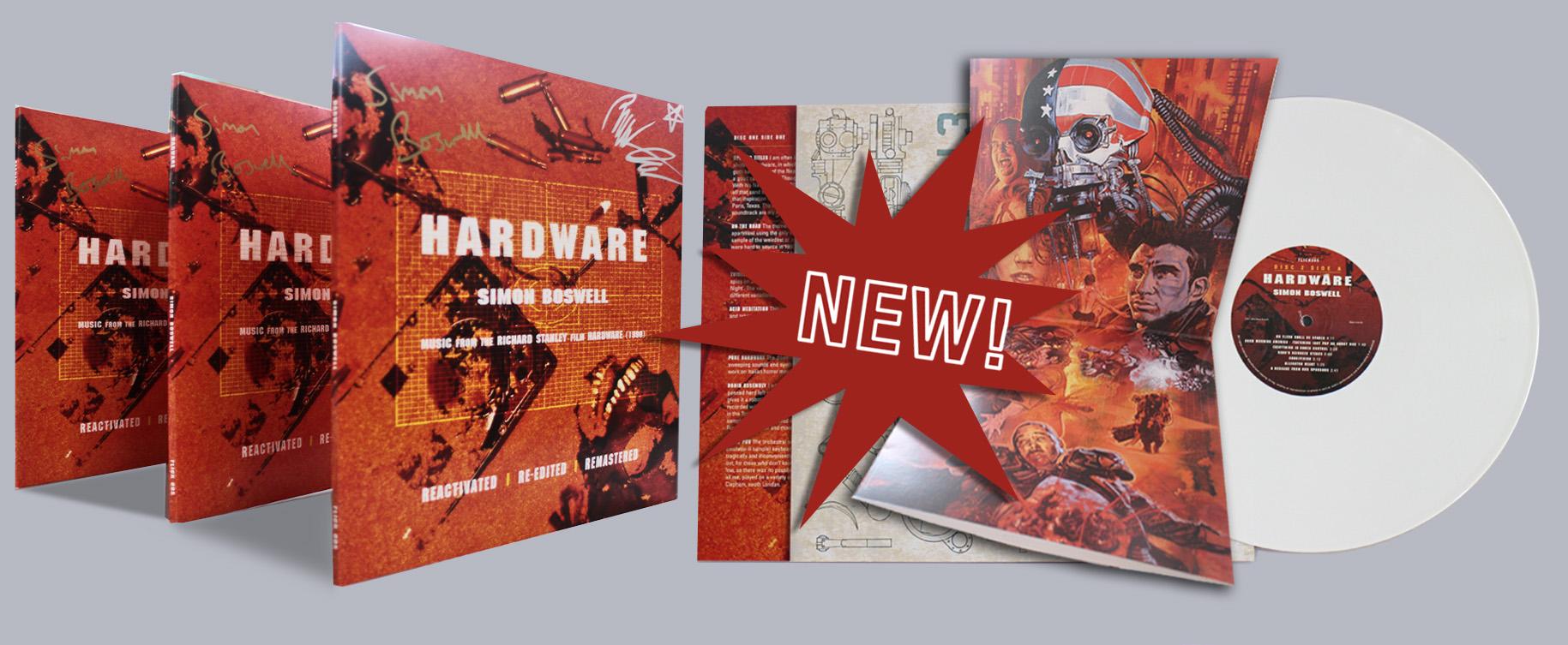 HARDWARE (Original 1990 Motion Picture Soundtrack)