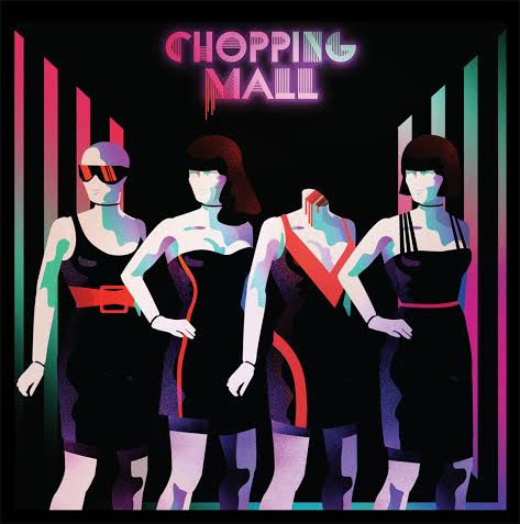 Chopping Mall Light In The Attic Records