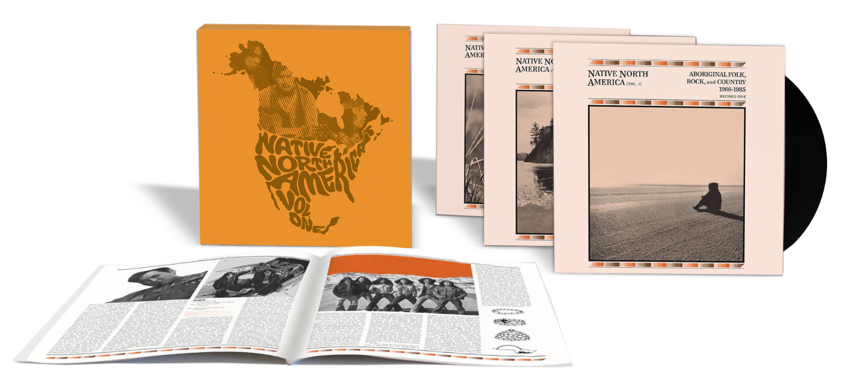Native North America (Vol. 1): Aboriginal Folk, Rock, and Country 1966–1985