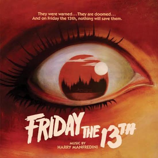 Friday The 13th 1980 Original Score Light In The Attic