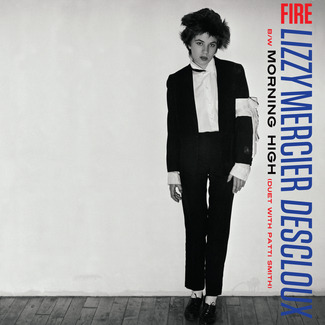 Fire b/w Morning High (duet w/ Patti Smith)
