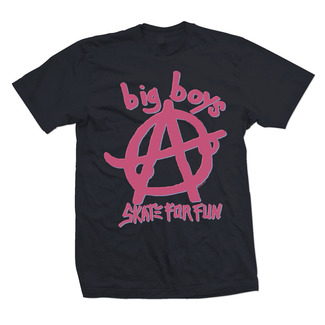 Big Boys Skate For Fun Tees