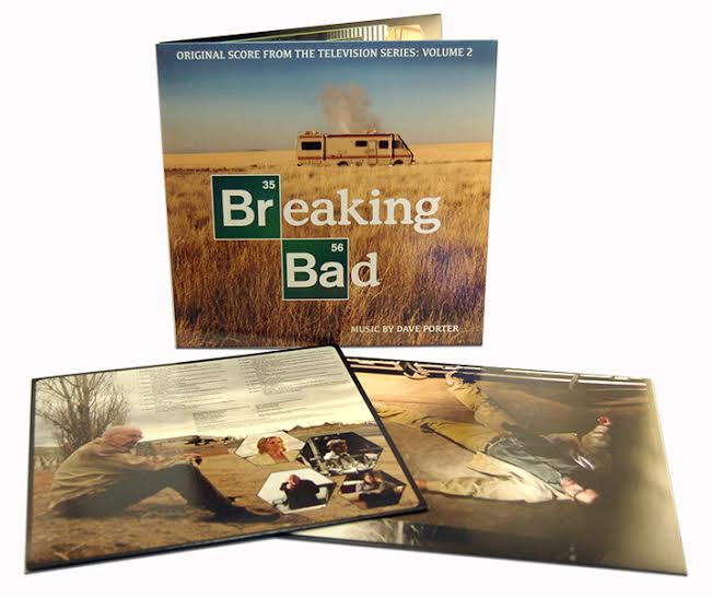 Breaking Bad: Original Score From the Television Series Vol. 2