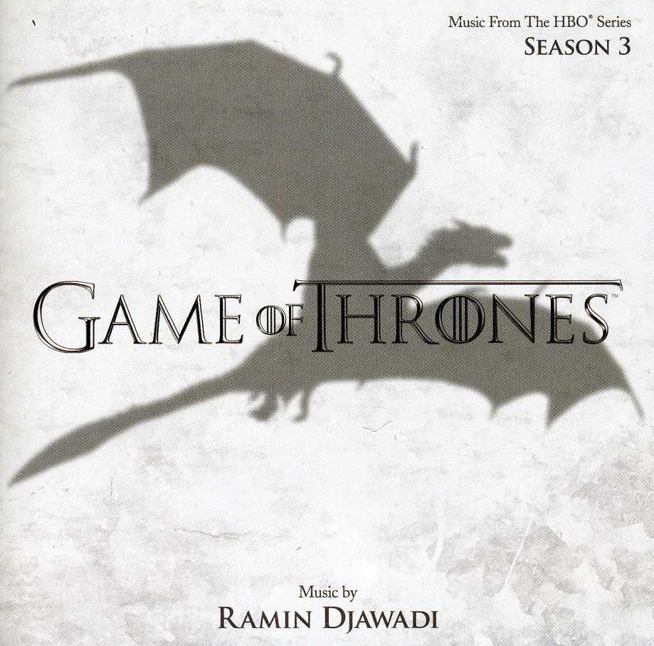 Game Of Thrones Season 3 Light In The Attic Records