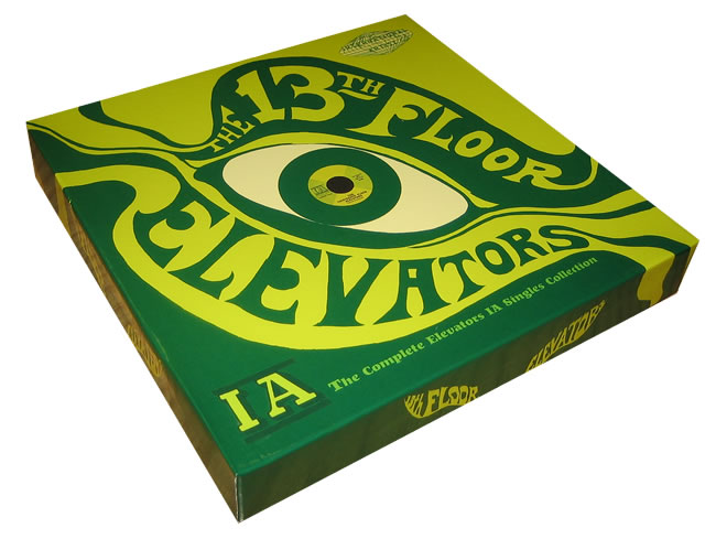 The complete 13th floor elevators ia singles collection for 13th floor elevators electric jug