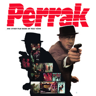 Perrak and other film music by Rolf Kuhn
