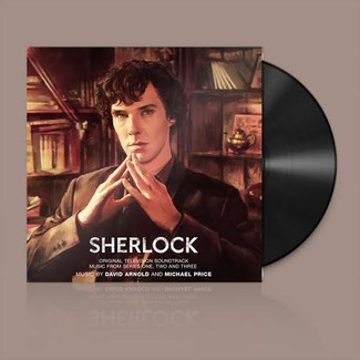 Sherlock Original Television Soundtrack from Series 1-3