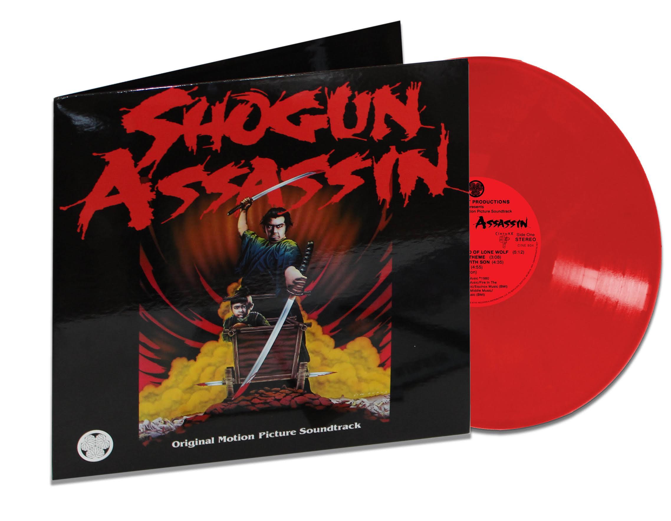 wu assassin soundtrack