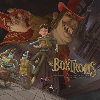 The BoxTrolls - Original Motion Picture Soundtrack