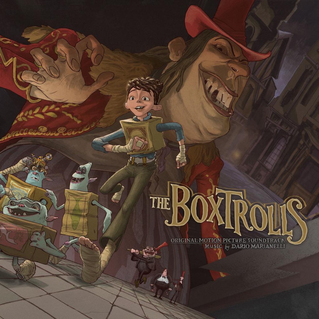 The Box Trolls Original Motion Picture Soundtrack Light