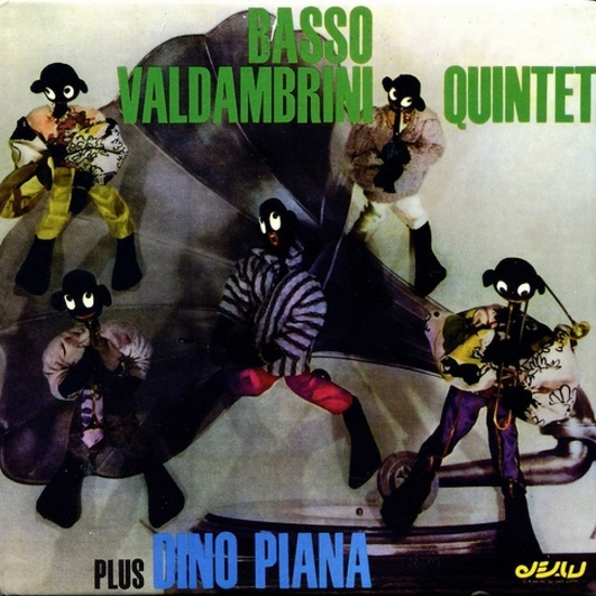 Basso Valdambrini Octet New Sound From Italy