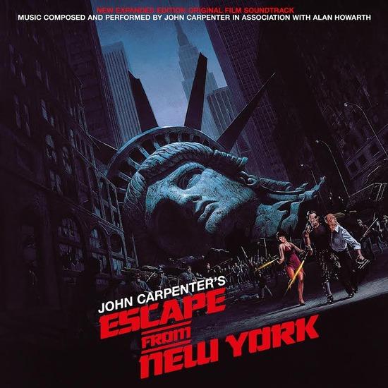 Escape From New York Light In The Attic Records