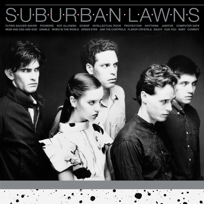 Suburban Lawns Light In The Attic Records