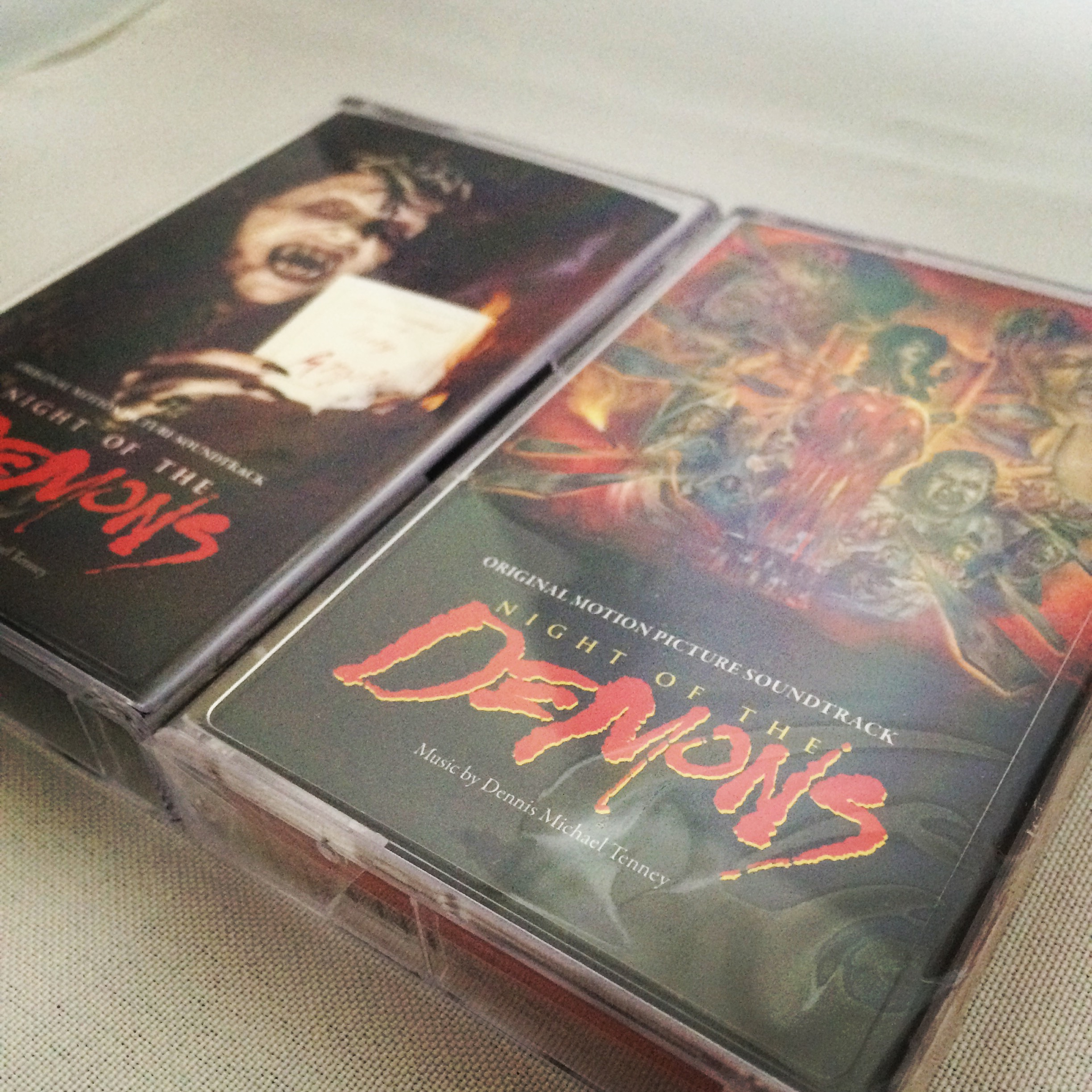 Night Of The Demons (Original 1988 Motion Picture Soundtrack)