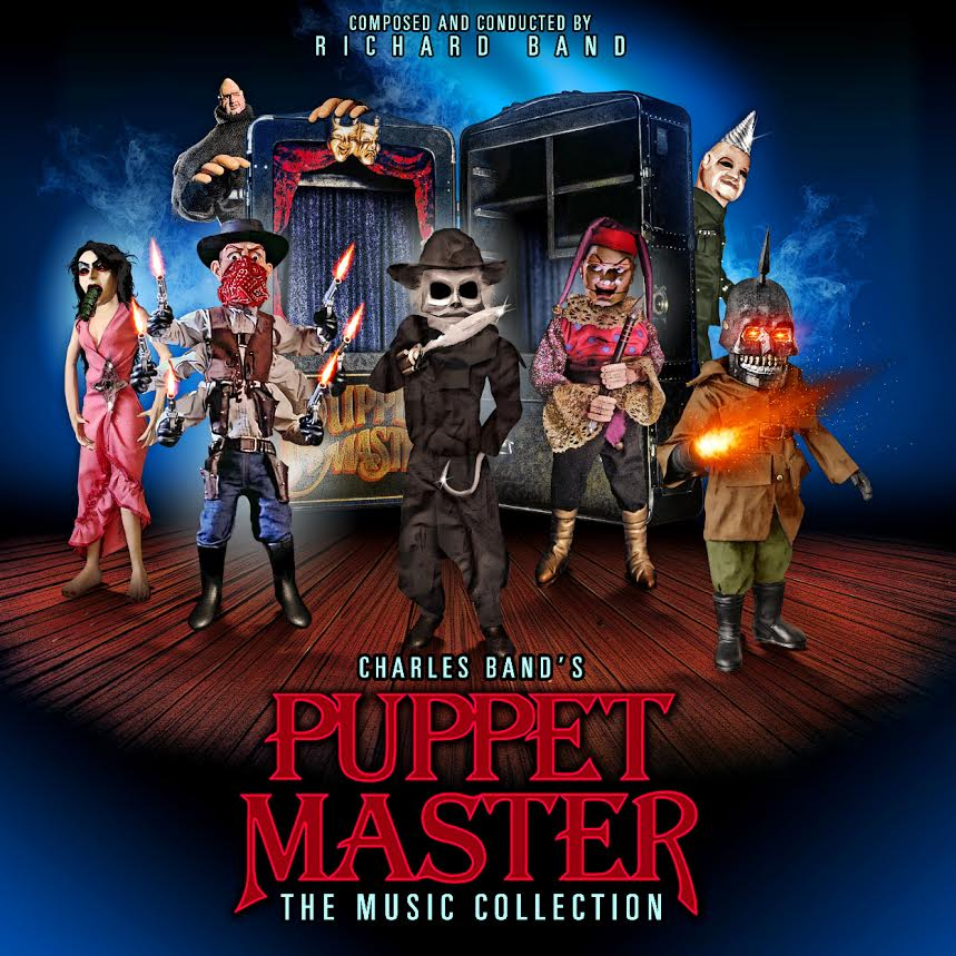 Puppet Master The Music Collection Light In The Attic
