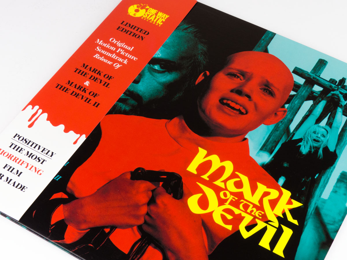 Mark Of The Devil I & II (Original Motion Picture Soundtracks)