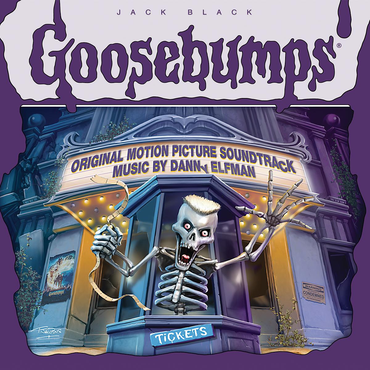 Goosebumps Light In The Attic Records