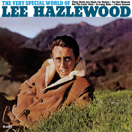 Lee Hazlewood The Very Special World Of Lee Hazlewood