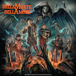 Dellamorte Dellamore (Original Motion Picture Soundtrack)