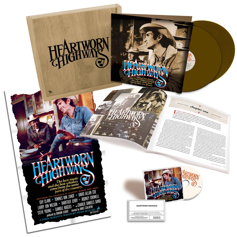 40th Anniversary Edition Box Set Light In The Attic Records