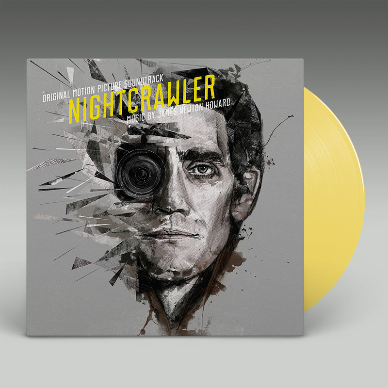 Nightcrawler (OST) Yellow Vinyl