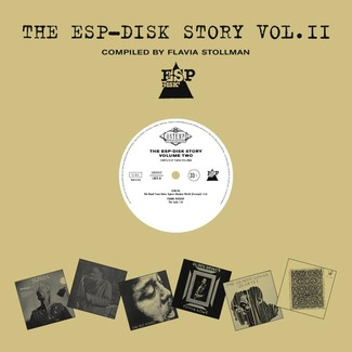 The ESP Disk Story, Vol. 2 (compiled by Flavia Stollman)