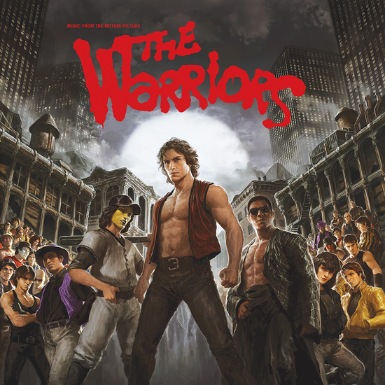 The Warriors 1979 Original Soundtrack Amp Score Light In