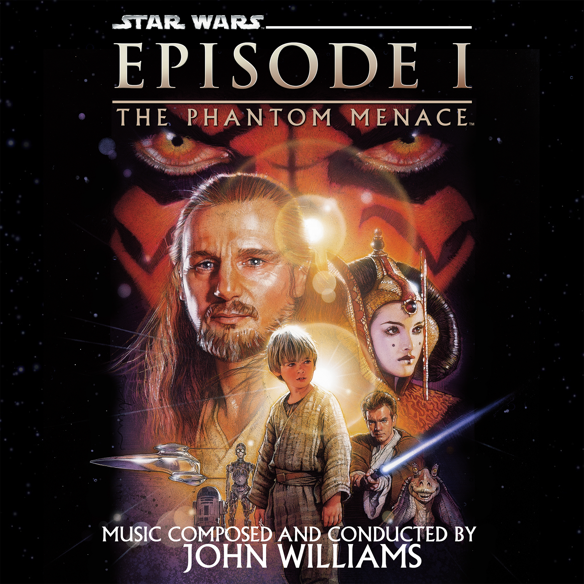 Star Wars Episode I The Phantom Menace Original Motion