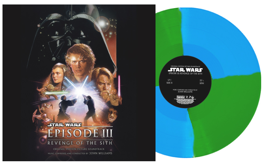 Star Wars Episode Iii Revenge Of The Sith Original Motion Picture Soundtrack Light In The Attic Records