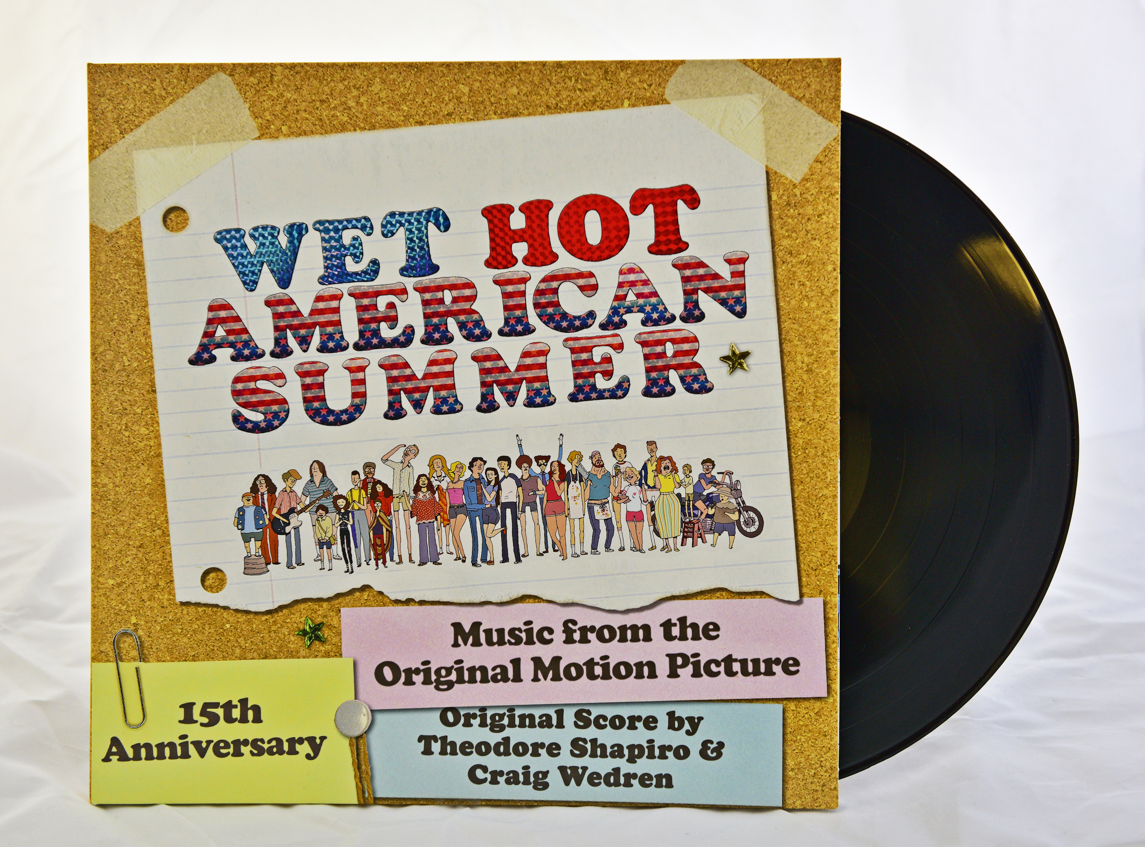 Wet Hot American Summer (Original Soundtrack)