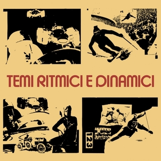 Temi Ritmici e Dinamici (LP + CD)