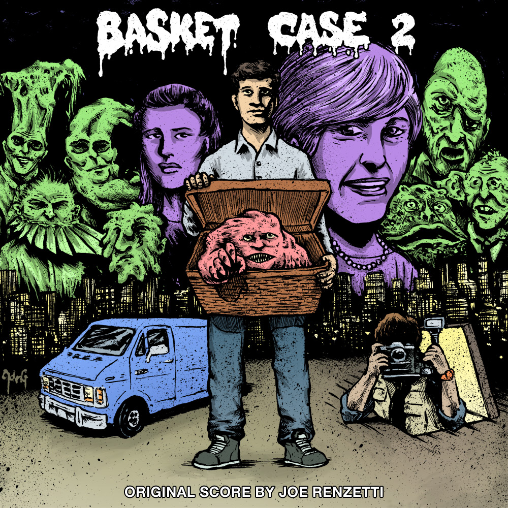 Basket Case 2/Frankenhooker (Original Soundtrack)