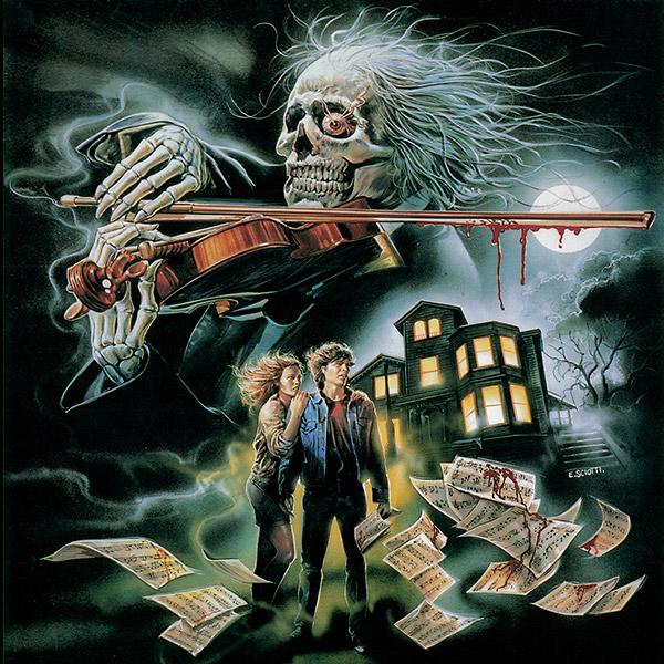 Paganini Horror 1989 Original Soundtrack Light In The