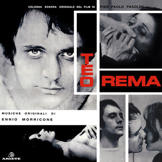 Teorema (1968 Original Soundtrack)