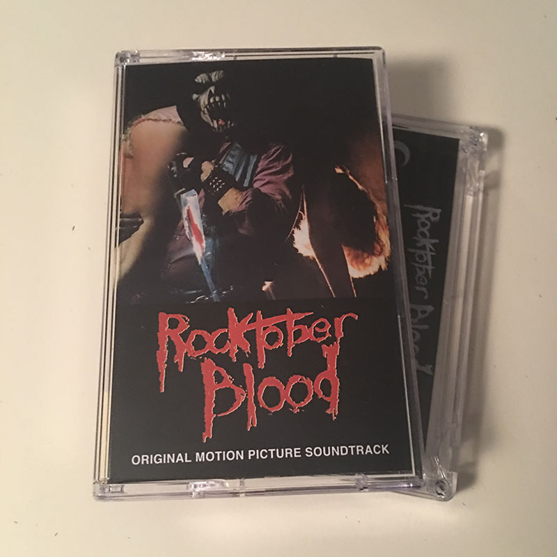 Rocktober Blood (1984 Original Soundtrack)