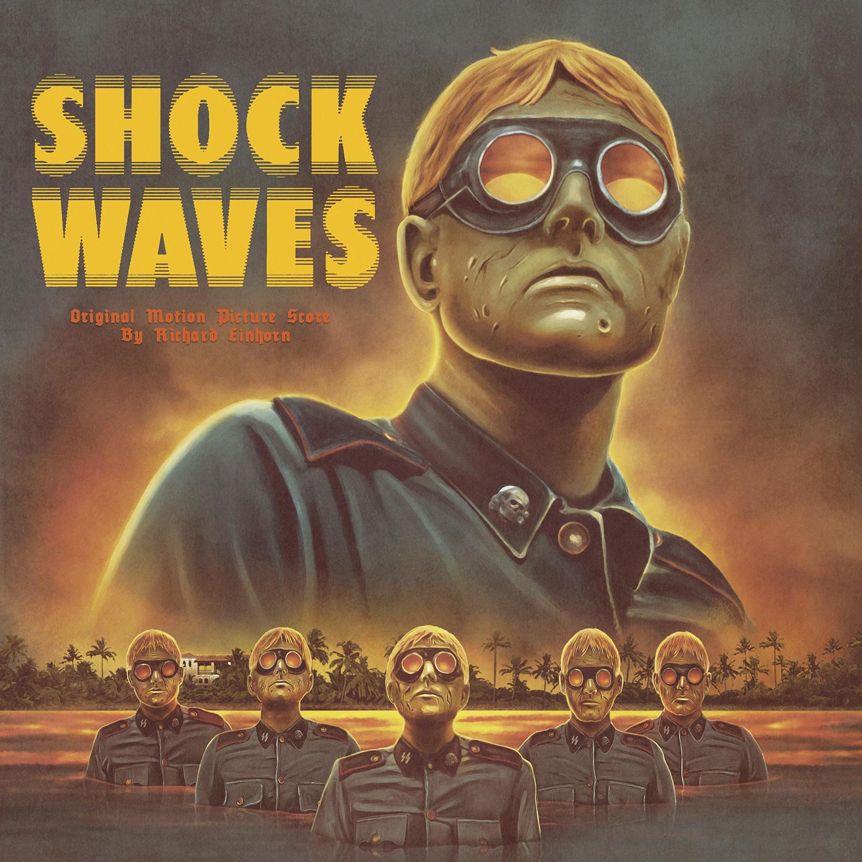 Shock Waves 1977 Original Soundtrack Light In The