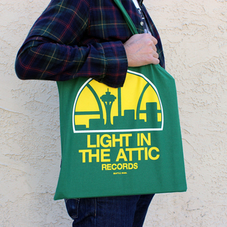 Light In The Attic Sonics Tote