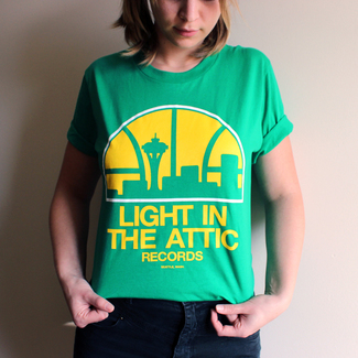 Light In The Attic Sonics Tee