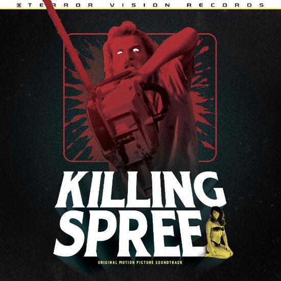 b214f1f10 Killing Spree (1987 Original Soundtrack)   Light In The Attic Records