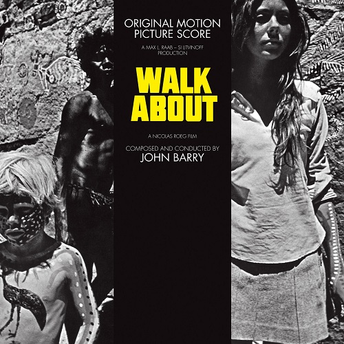 Walkabout 1971 Original Soundtrack Light In The Attic