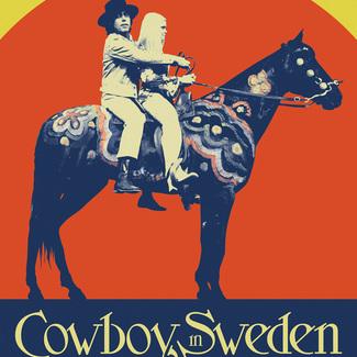 Cowboy In Sweden Poster