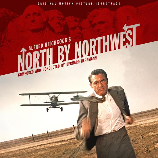 Bernard Herrmann North By Northwest
