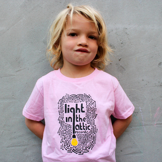 Light In The Attic Kids Shirts